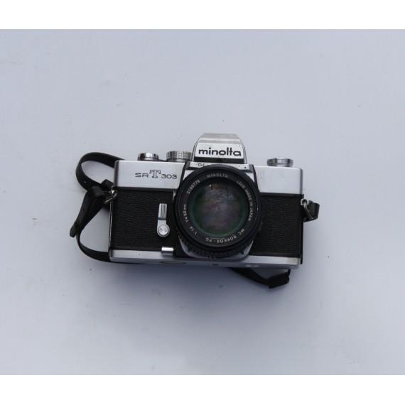 Maquina Fotográfica Minolta - 159